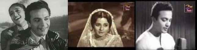 Uttam Suchitra, Tanuja and Uttam