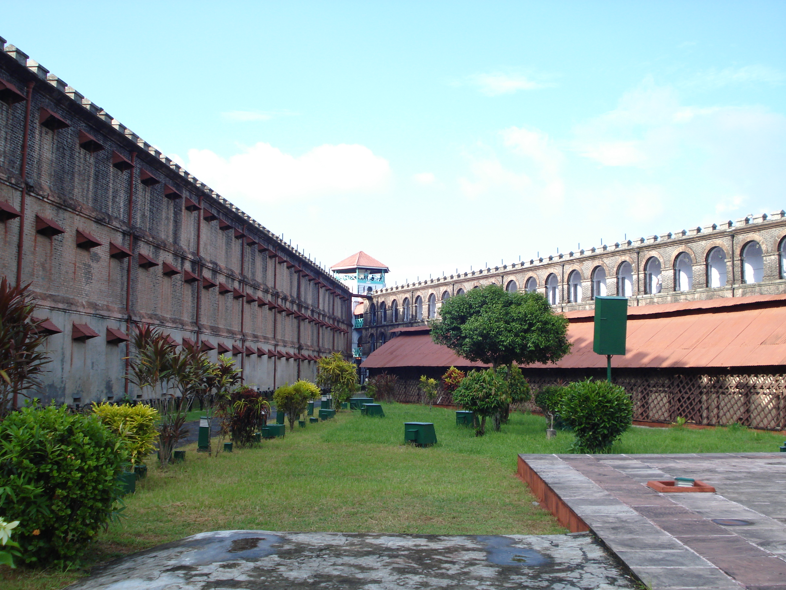 cellular jail Explore the cellular jail and corbyn's cove beach early evening, on this tour  these are must visit port blair tourist places in the andaman and nicobar islands.