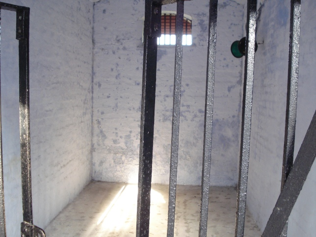 A cell of the cellular jail