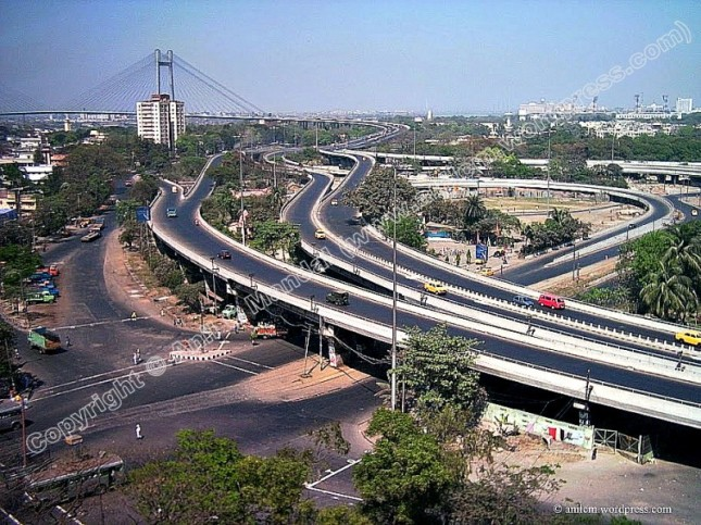 Copy of 2nd Hoogly Bridge Calcutta-1