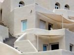 Santorini Architecture –Chickenwire