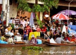 Thailand; Bangkok – Amphawa Floating Market(2)