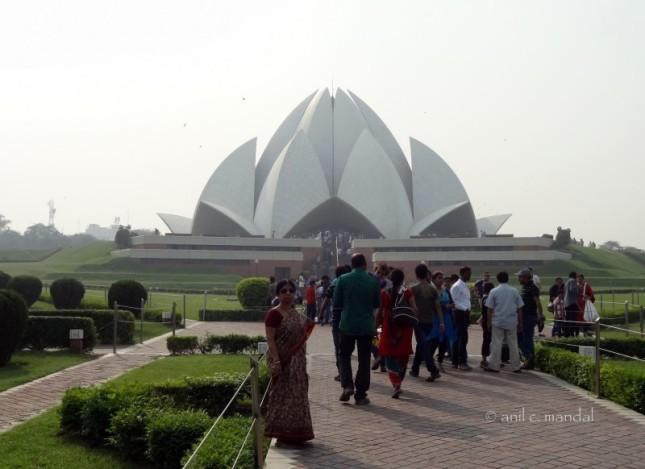 Lotus Temple2