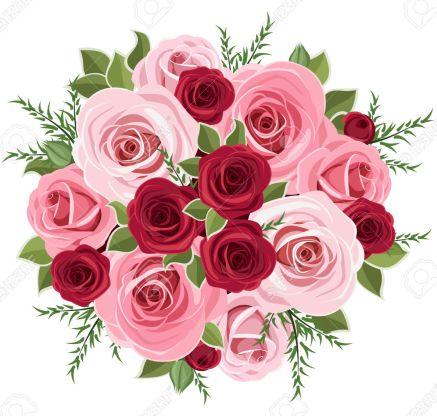 Rosy wreath