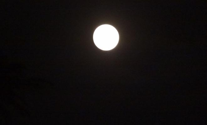 Super Moon 27Sep2015