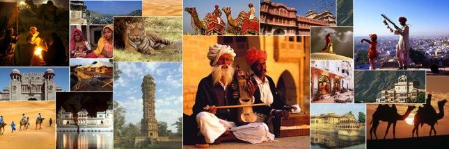 Rajasthan-Collage