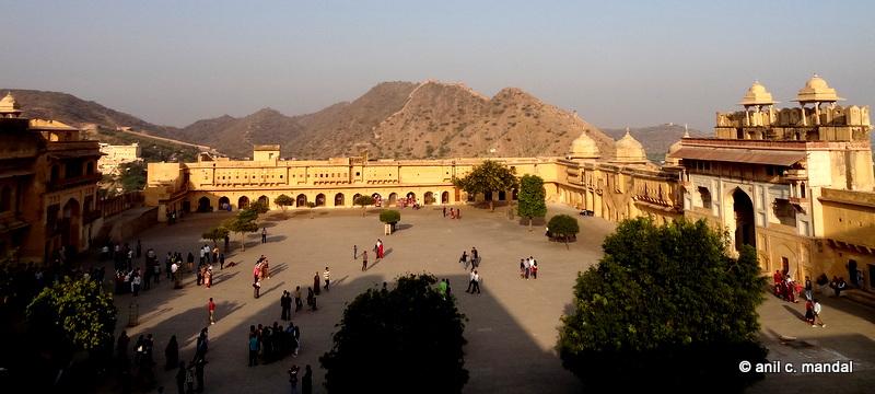 Amer Fort & Palace