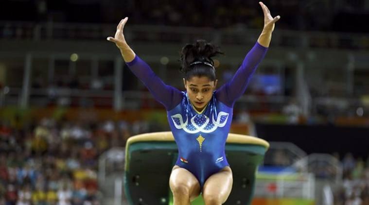 'Produnova'girl : Dipa Karmakar - Anil's Blog