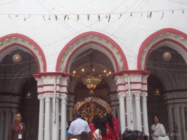 Bonedi Barir Puja | Anil's Blog